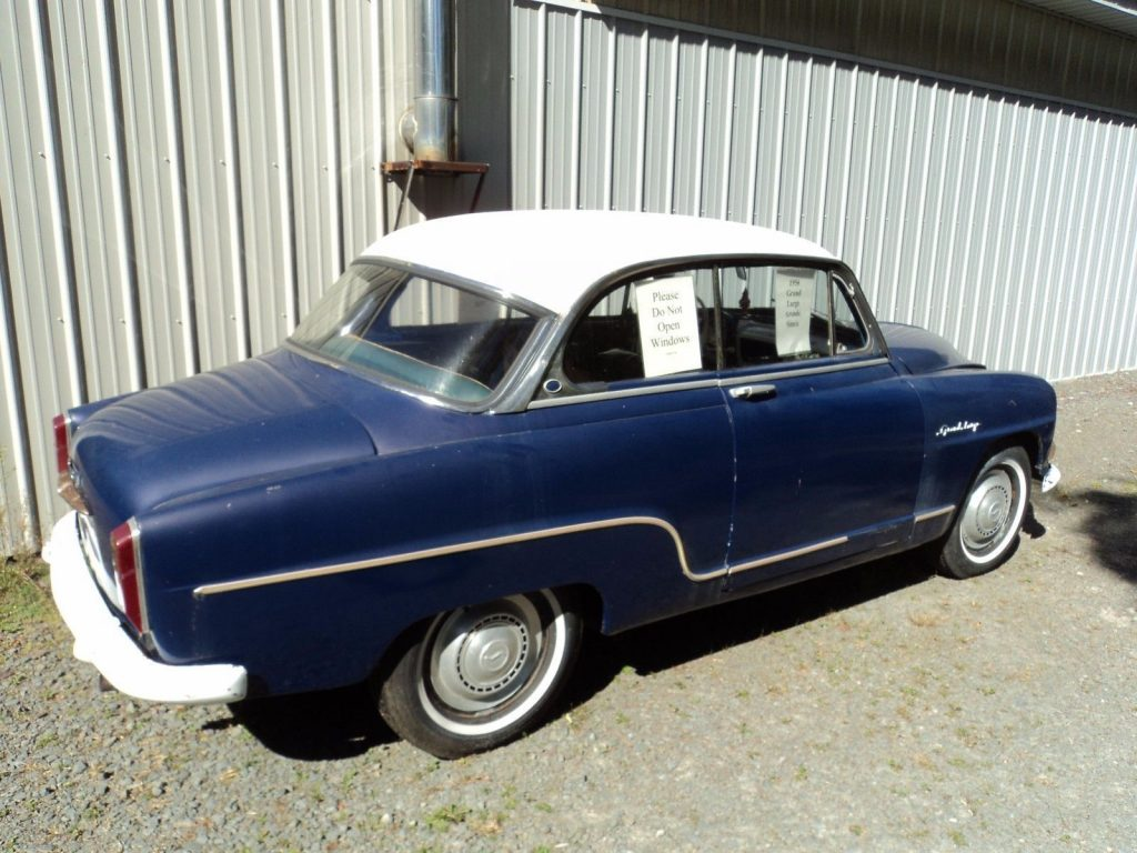 1958 Simca Aronde Coupe 1300