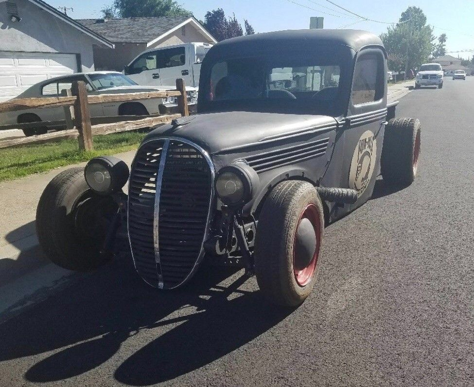 1938 Ford rat rod
