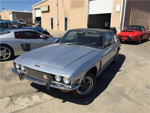 1971 Jensen Interceptor – totally rust free for sale