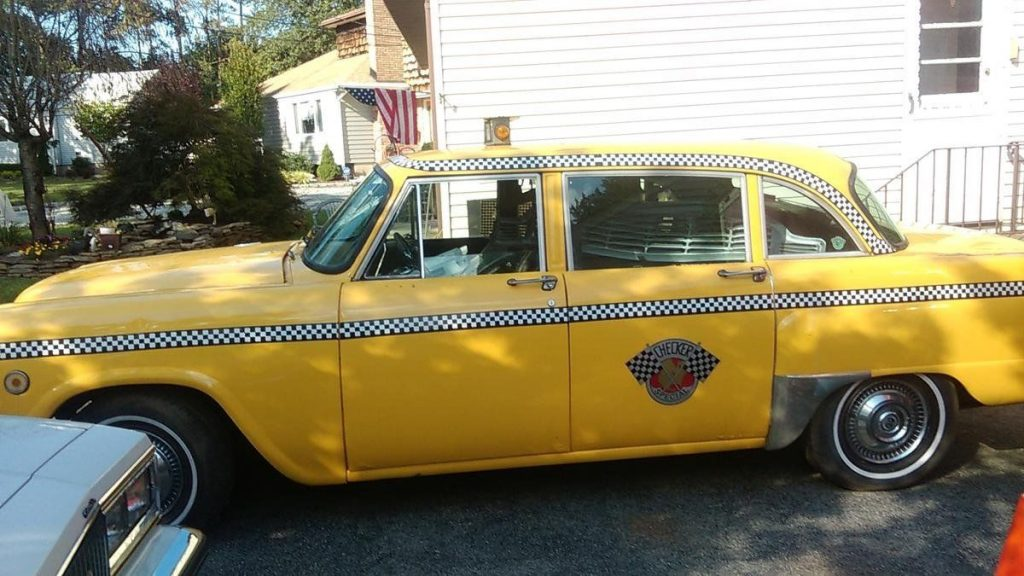 1974 Checker Marathon Taxi Cab – good condition