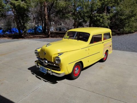 1951 crosley super station wagon for sale