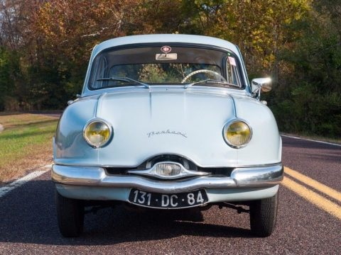 GREAT 1957 Panhard Dyna Z Sedan for sale