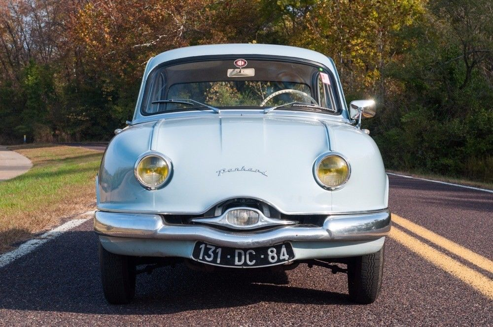 GREAT 1957 Panhard Dyna Z Sedan