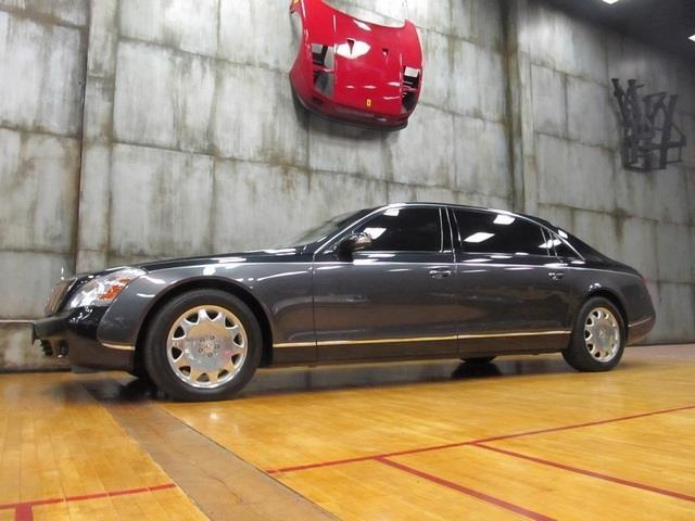 GREAT 2007 Maybach 62