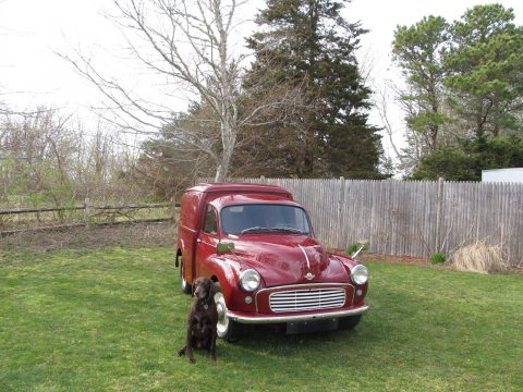 1959 Morris Minor Van in very good condition for sale