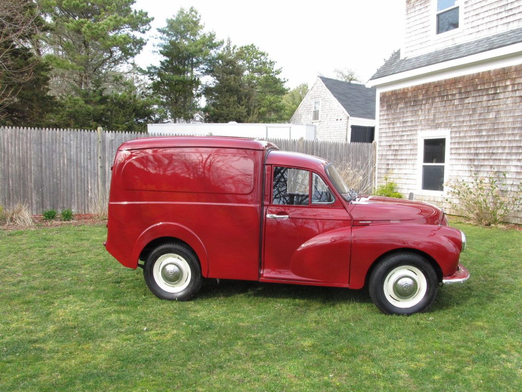 1959 Morris Minor Van in very good condition