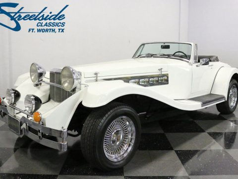 STYLISH 1934 Gatsby Cabriolet Replica for sale