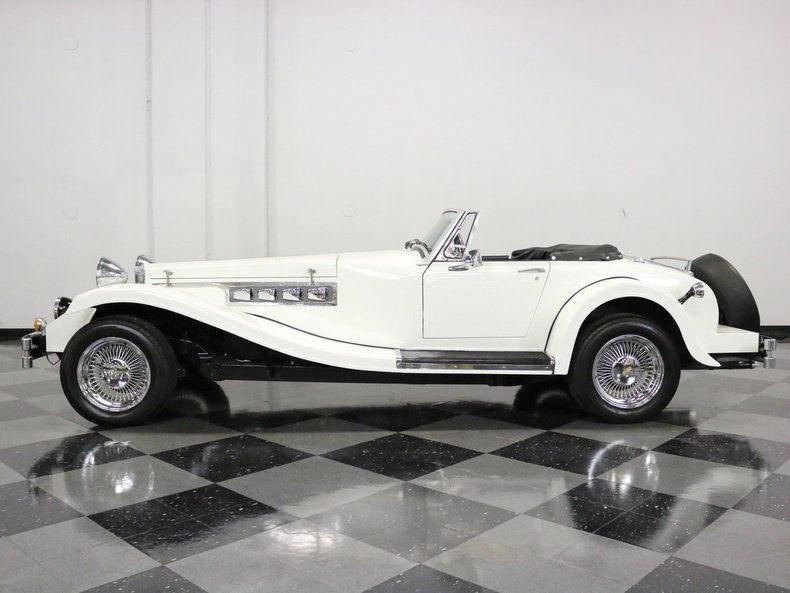 STYLISH 1934 Gatsby Cabriolet Replica