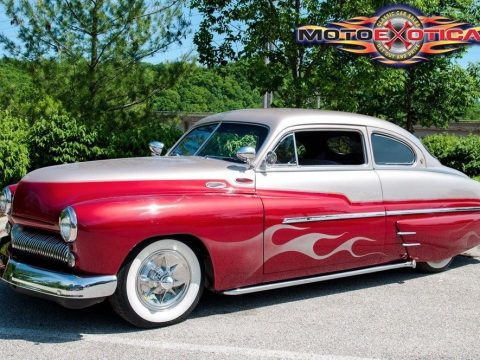 1949 Mercury Eight Custom Coupe for sale