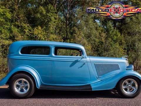 GREAT 1934 Ford Sedan Street Rod for sale