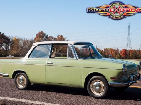 NICE 1963 BMW 700 LS Luxus Saloon for sale