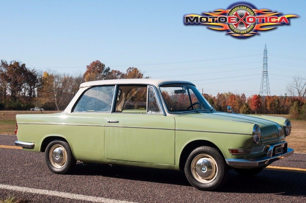 NICE 1963 BMW 700 LS Luxus Saloon