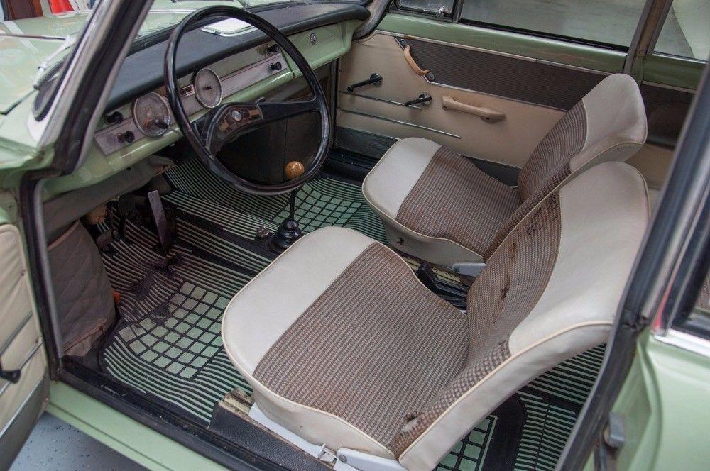 NICE 1963 BMW 700 LS Luxus Saloon