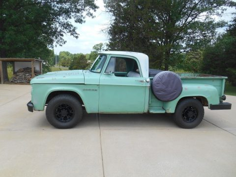 NICE 1966 Dodge D200 for sale