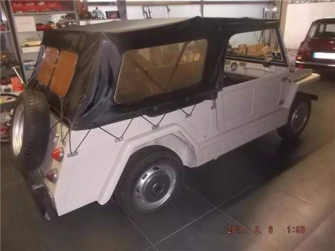 RARE 1972 Fiat Seat 600 Savio Jungla for sale