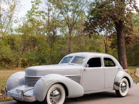 STUNNING 1937 Cord 810 Westchester Sedan for sale