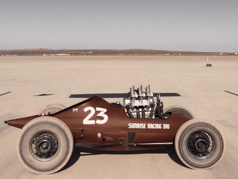 1932 Belly Tank Racer SCTA Landspeed TROG Hot Rod for sale