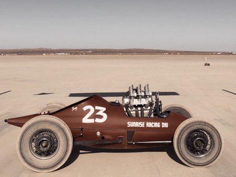 1932 Belly Tank Racer SCTA Landspeed TROG Hot Rod for sale