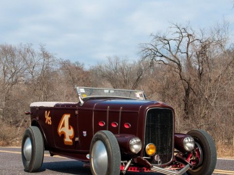 1932 Ford Deluxe Phaeton Hotrod for sale