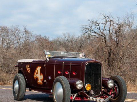 1932 Ford Deluxe Phaeton Hotrod for sale