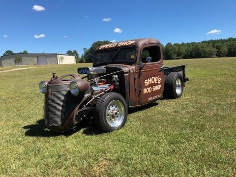 1936 Rat Rod Built on S-10 Frame for sale