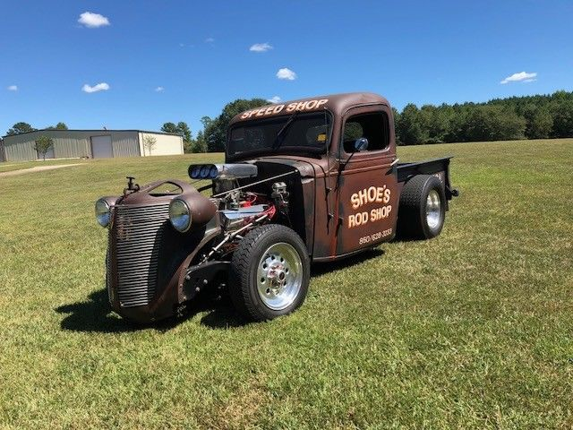 1936 Rat Rod Built on S-10 Frame