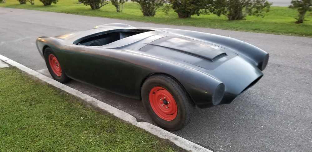 1957 Byers SR100 Body / Corvette C3 Chassis