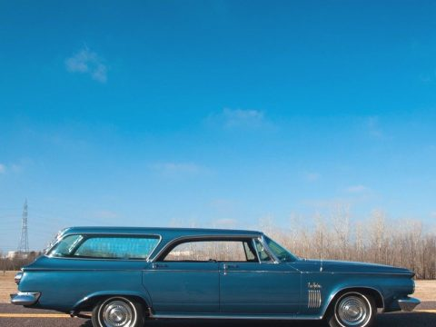 1963 Chrysler New Yorker Town & Country Hardtop Wagon for sale