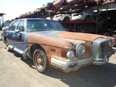 1979 Stutz IV Porte 4 Door Project Car for Restoration for sale