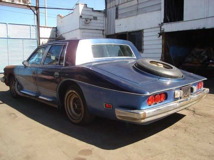 1979 Stutz IV Porte 4 Door Project Car for Restoration