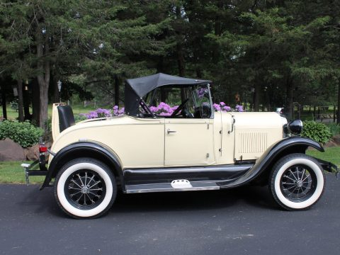 1980 Shay Model A roadster reproduction for sale