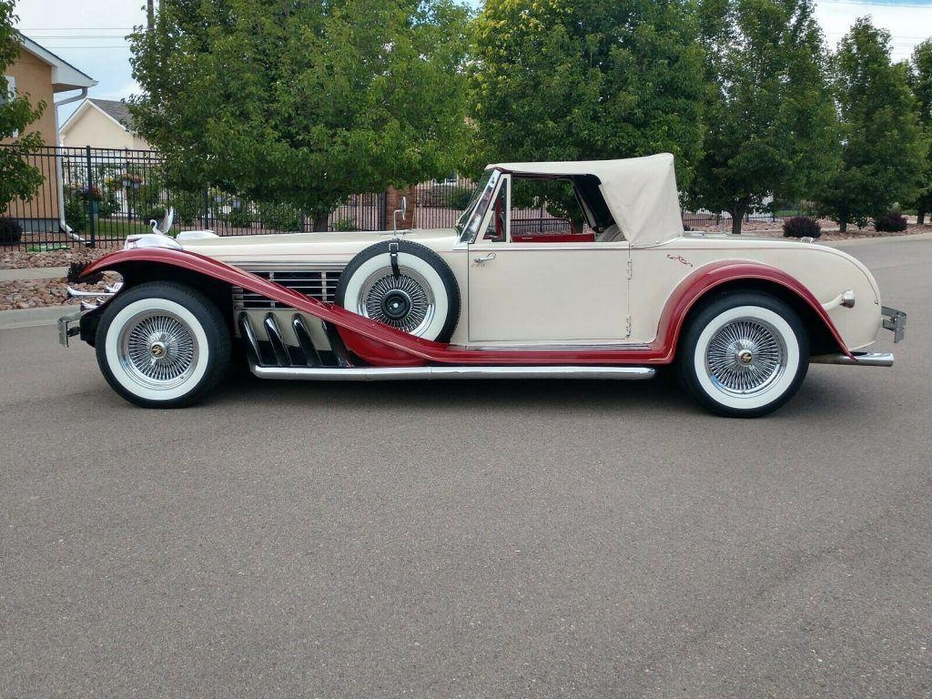 1929 Cord Custom Build All Steel one of a kind kit car replica